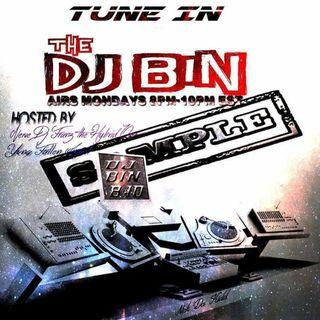 @FranzTheHybrid1 - The DJ BIN 10-30-17