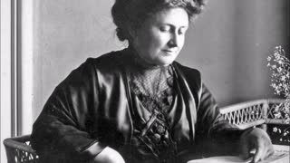 Donne Nuove Pioniere e Protagoniste del 900 Maria Montessori e l'educazione alla libertà
