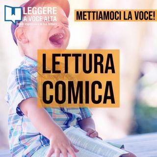 95 - Lettura comica da uno spunto di Manuel Cerfeda
