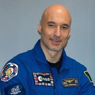 In esclusiva solo per L1R - L'Astronauta Luca Parmitano : sognavo di ritornare nello spazio  e saro' Comandante della stazioe ISS