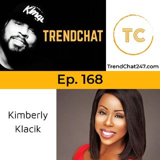 Ep. 168 - Trendchat at CPAC feat. Kimberly Klacik