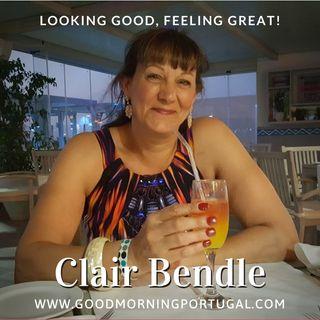 Portugal news, weather and Clair 'Fantastic 50s' Bendle