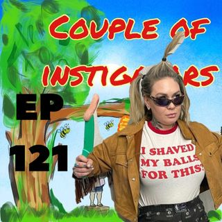 EP 121 Tori Stewart Joins Cindy to talk, Micoblading, comedy, and Moms behaving badly AKA us.