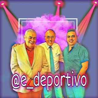 Cerrando el mes con este trio de locos en Espacio Deportivo de la Tarde 29 de Junio 2021