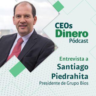"""""""La gente necesita un propósito para movilizarse"""": Santiago Piedrahita"""