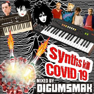 Synths Kill Covid 19 .. mixed by Digumsmak