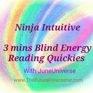 3 Mins Intuitive Blind Reading Quickies - Emotional, Mental, Spiritual Harmony in Physical Experience