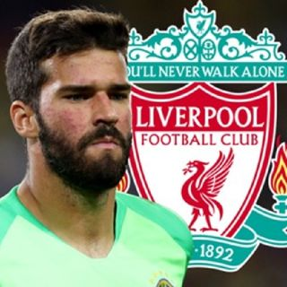 Alisson Becker Set To Join Liverpool For A World Record FEE!