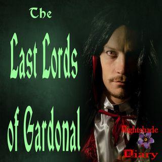 The Last Lords of Gardonal | Dark Fairy Tale | Podcast