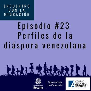 Perfiles de la diáspora venezolana