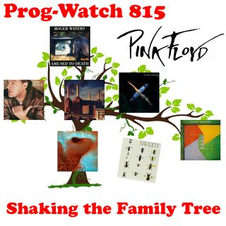 Episode 815 - Shaking the Family Tree of Pink Floyd