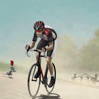 Slaget på brostenene: Cancellara, Paris-Roubaix 2006