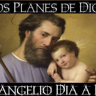 El Plan de Dios - Evangelio del 19/03/2018 - Lunes V de Cuaresma - Lc 2, 41-51