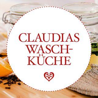 Claudias Waschküche: Wie man Wasch- und Putzmittel ganz einfach selber machen kann - #6