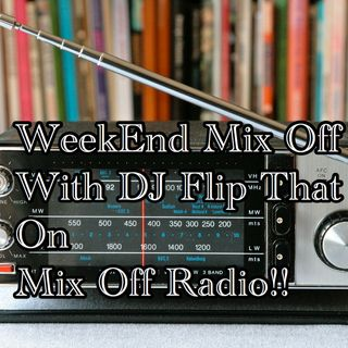 WeekEnd Mix Off 1/2/19 (Live DJ Mix)