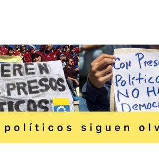 Los presos políticos siguen olvidados en Venezuela Escuche Así amanece hoy jueves #21Oct 2021