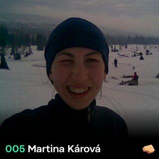 SNACK 005 Martina Karova