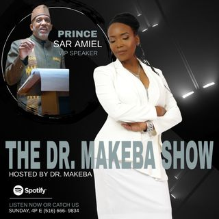 THE DR. MAKEBA SHOW, HOSTED BY DR. MAKEBA MORING