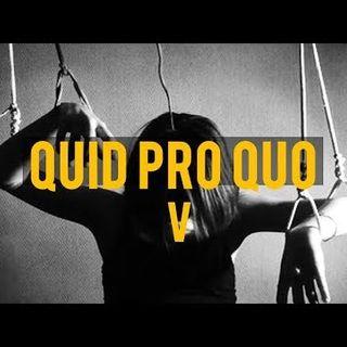 Quid Pro Quo Parte V (Historias De Terror)