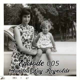 The Cannoli Coach: Hope and Joy with guest Sandra Kay Reynolds | Episode 005