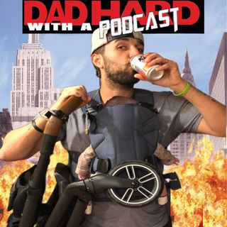Episode 20: To be or Dad to Be 2.0 #Addendum (w/ 1st 2x guest and NEW FATHER Patton Corrigan)