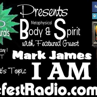 SFR Body and Spirit I AM with Mark James