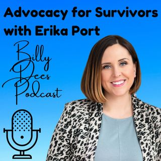 Erika Port and her Advocacy for Survivors of Abuse
