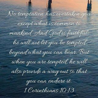 Question and Answer On 1 Corinthians 10:13