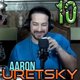 Episode 10 - Glass Artist Aaron Uretsky