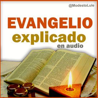 Evangelio explicado de hoy MARTES 10 de diciembre 2019 - podcast católico