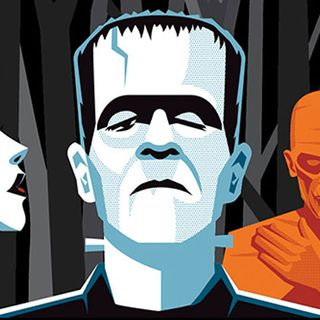 The Universal Monster Movies