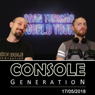 Gran Turismo World Tour - CG Live 17/05/2018