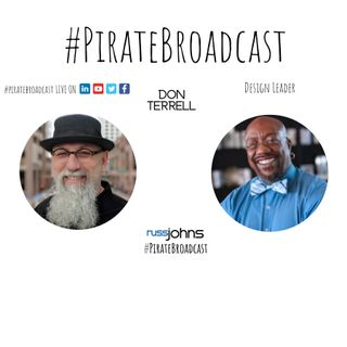 Catch Don Terrell on the PirateBroadcast