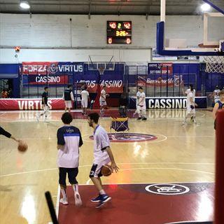 BPC Virtus Cassino - Luiss Roma (3º quarto)