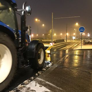 La tramway de Clermont a-t-il des pneus neige !? - Streetcast #4