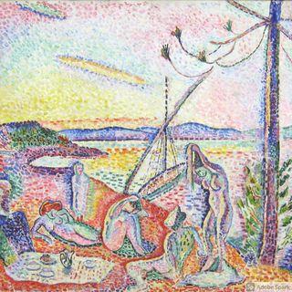 Lusso Calma e Voluttà Henri Matisse