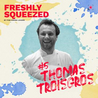 "E5: ""A Dining Dynasty"" Thomas Troisgros"