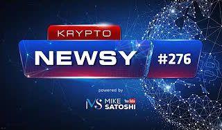 Krypto Newsy  #276 | 14.08.2021 | Bitcoin zbliża się do $50k, Wiemy kiedy smart kontrakty na Cardano, Binance musi wyśledzić hakerów