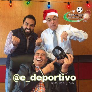 Comenzando la Semana, bien y de buenas en Espacio Deportivo de la Tarde 10 de Diciembre 2018