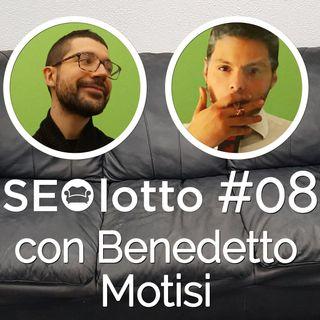 (con Benedetto Motisi) Ha senso aprire oggi un sito di news? [#8]