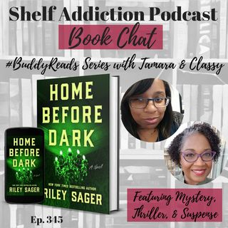 #BuddyReads Discussion of Home Before Dark | Book Chat