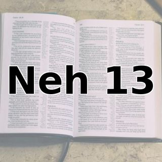 01 - Księga Nehemiasza, rozdział 13
