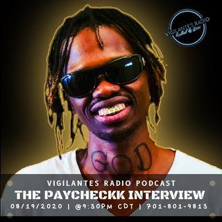 The Paycheckk Interview.