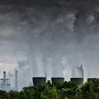 Podcast sobre  ka Contaminacion del aire