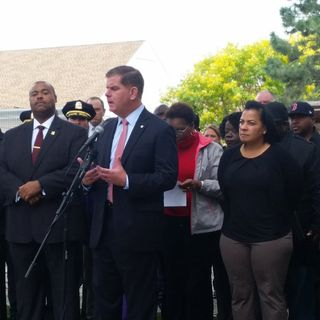 Walsh: 'We Need To Be Together' Against Neighborhood Violence