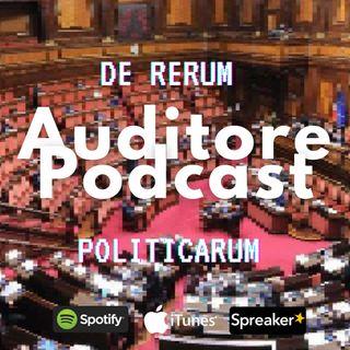 Episodio 5 - S03: De Rerum Politicarum (con Lorenzo Pregliasco)