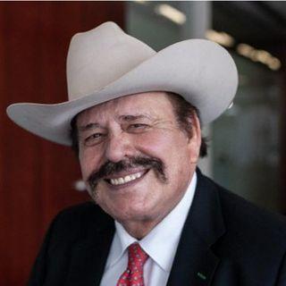 Armando Guadiana, respalda la consulta para un ingreso básico universal