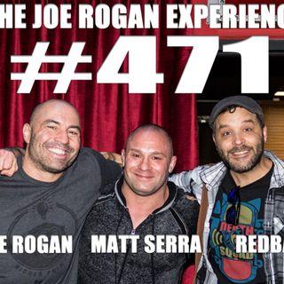 #471 - Matt Serra