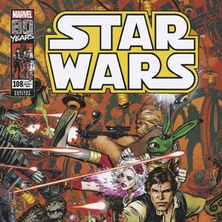 Comics With Kenobi #120 -- Maps and Legends