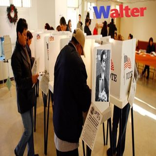 iWalter - Blind Politics